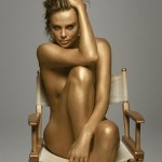 Charlize Theron porn scenes : Charlize Theron nude comics