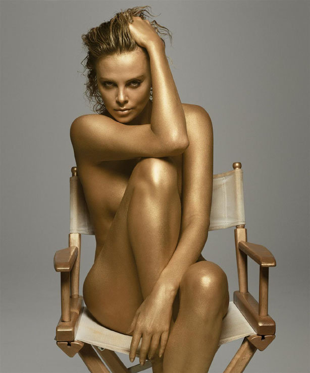 Hot Charlize Theron