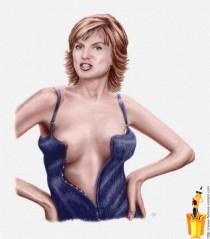 Hot boobs in porn comics : Famous Comics of Celebs
