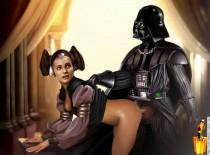 Horny Jedi fuckers