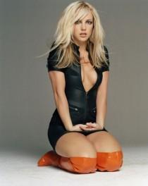Hot celebrity in porn comics : Britney Spears sex comics
