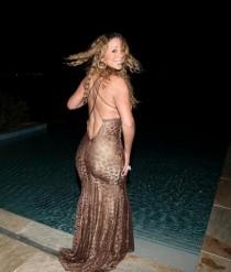 Hollywood in porn comics : Mariah Carey sex comics
