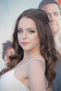Hot celebs in porn drawing : Elizabeth Gillies hot comics