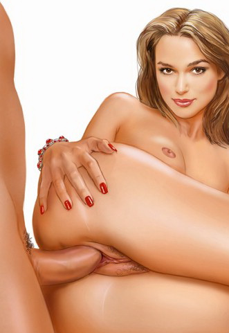Nude Celeb Comics